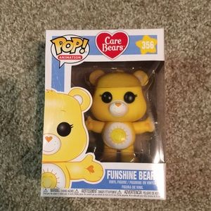 Funshine Care Bear Funko Pop